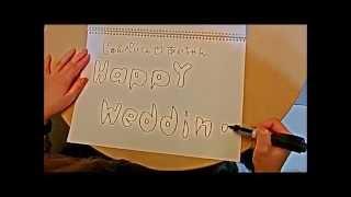 Happy Wedding Junpei&Ai 2014.3.21.