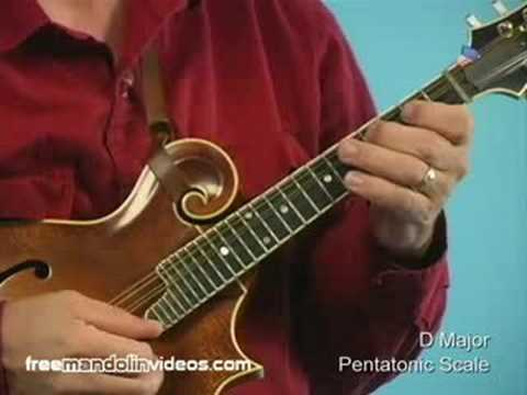 Mandolin Lesson: What is a Pentatonic Scale