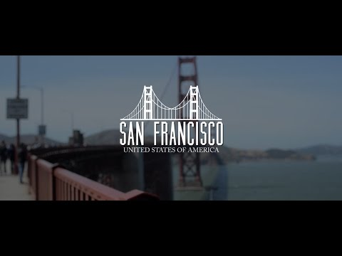 San Francisco USA - Travel Video