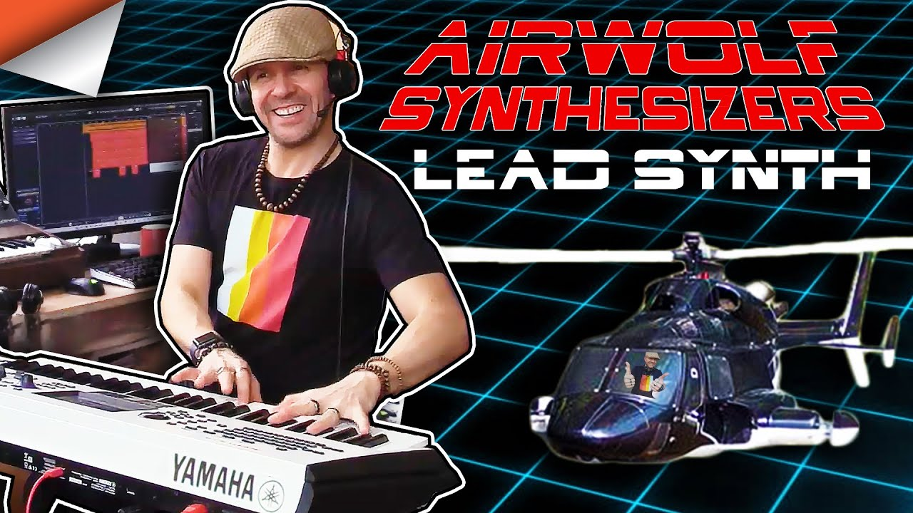 Download Airwolf Synthesizers Recreated Pt.3/3: Lead Synth