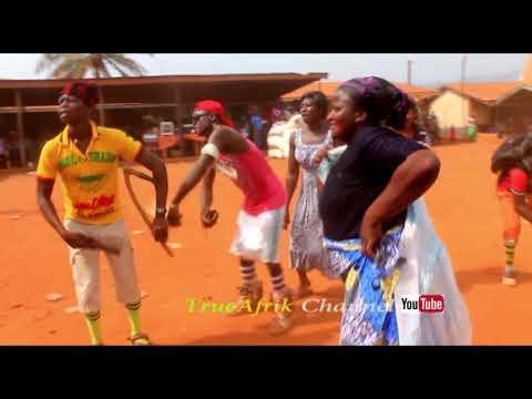 BEST KONKOMBA DANCE EVER KINACHUN (GHANA CULTURAL DANCE)