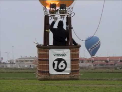 Volar en globo. Siempre en las nubes