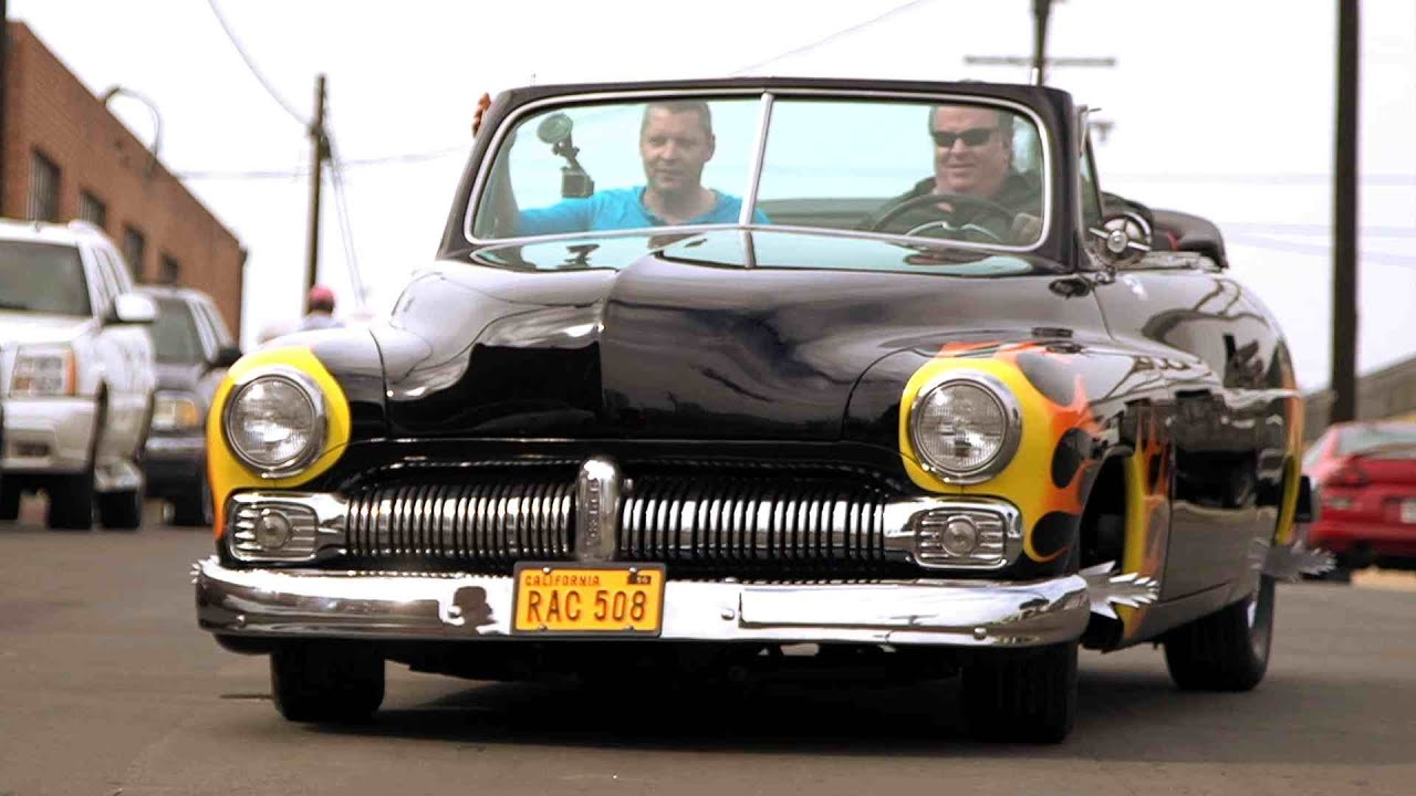 The Car Race In Grease