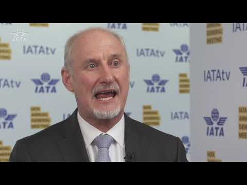 Interview with Paul Steele, SVP Membership & Government Affairs - Airports Slots