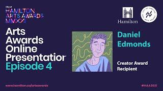 2021 City of Hamilton Arts Awards Online Presentation - EPISODE 4