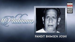 Platinum | Vol 2 | Pt. Bhimsen Joshi | Audio Jukebox | Vocal