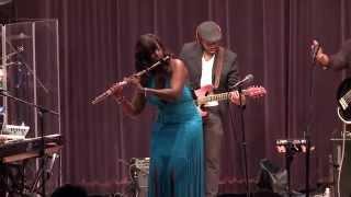 Althea Rene Performs Secret Smile (LIVE)
