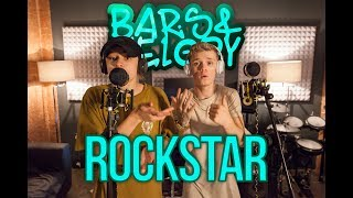 Baixar Post Malone feat. 21 savage - Rockstar || Bars and Melody Cover