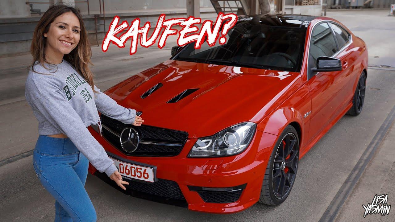 V8 Sauger 🔥 | Mercedes Benz C63 AMG  | 507 Edition | Lisa Yasmin