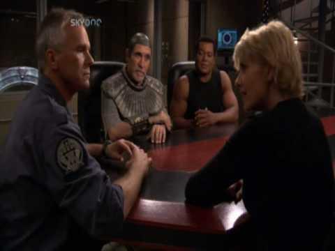"Stargate SG 1: Funny Scene (""That's Daniel"")"