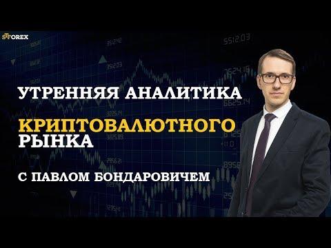 08.04.2019. Утренний обзор крипто-валютного рынка