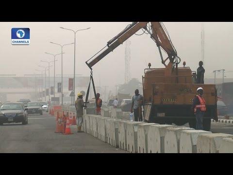 Dateline Lagos: Lagos State Govt. Marks 181 Inner Roads For Construction