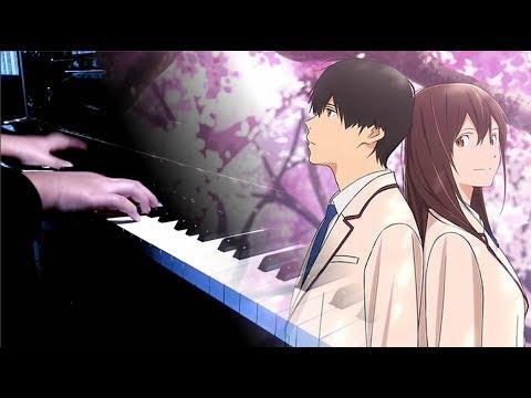 FULL[Kimi no Suizou wo Tabetai OP] Fanfare - sumika (Piano)