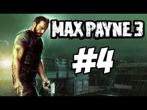 Let's Play - Max Payne 3 [GERMAN|UNCUT|BLIND] Überraschungsmoment - Part 04