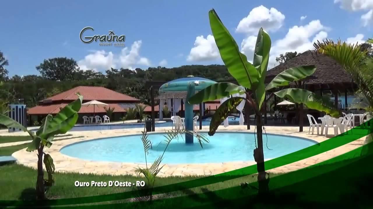Gra 250 Na Resort Hotel Em Ouro Preto D Oeste Rondonia