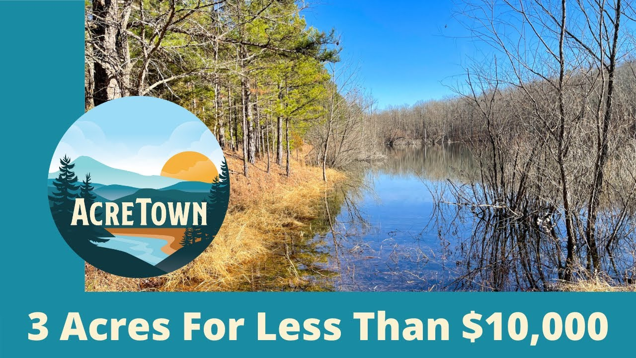 Missouri Land For Sale | Wooded Rural Lot with Lake Access | Perfect  Hunting + Cabin property