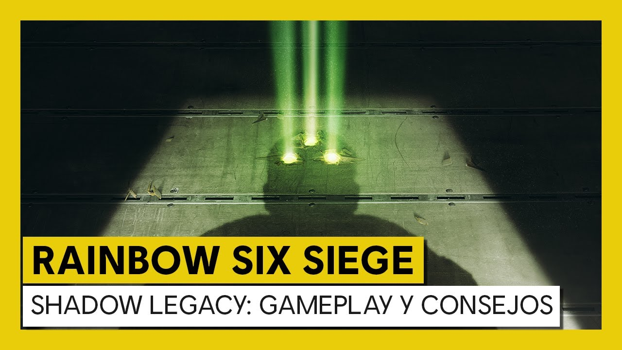 Tom Clancy's Rainbow Six Siege - Shadow Legacy: Gameplay y consejos thumbnail