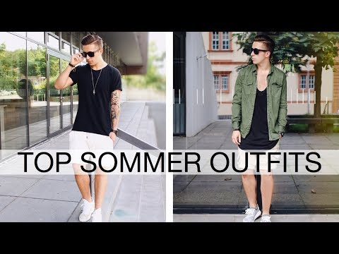 TOP SOMMER OUTFITS! | Kilian