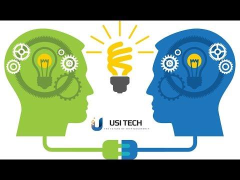 USI tech New Strategic Partner and Future Tech London Oct 17