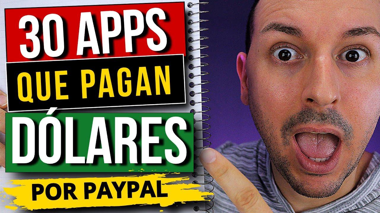 30 Apps Que Te Pagan Automaticamente Sin Hacer Nada  En Paypal 2020