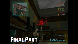 X-Squad PS2 - The Epic Conclusion - Final Part