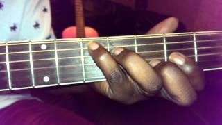 Basic Congolese guitar tutorial
