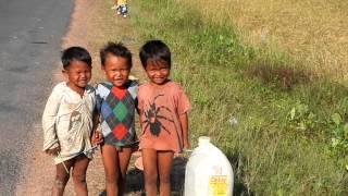 Жизнь в Камбоджийской глубинке
