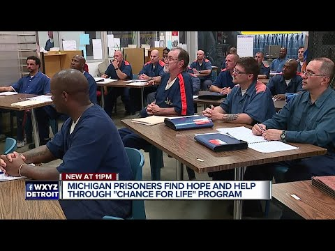 Metro Detroit based program changing lives of many people serving time