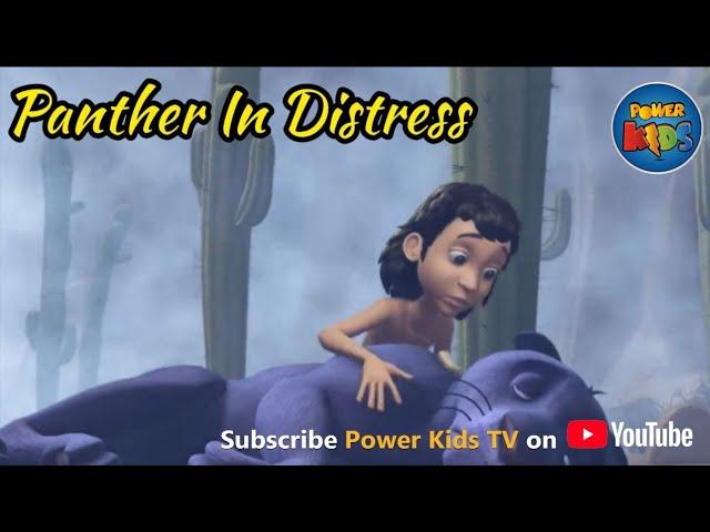 Jungle book Hindi cartoon for kids | Jungle Beet | mogli cartoon |  Episode 19 Panther in Distress
