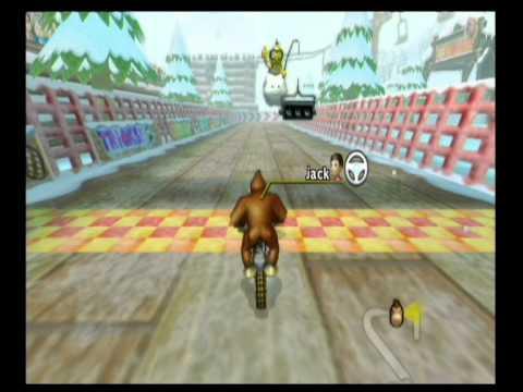 Mario Kart Wii Walkthrough part 1: Time Trials part 1