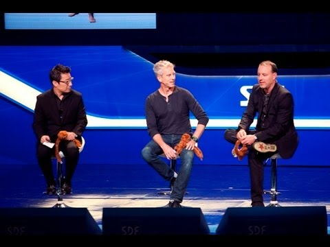 The Stories Behind the Making of DreamWorks' The Croods | SDF2013