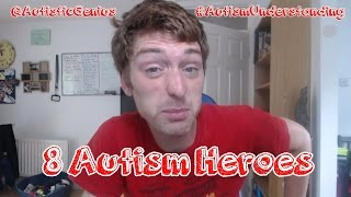 8 famous people who have Autism