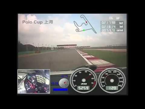 POLO GTi Cup 2014 - Shanghai F1 race 2