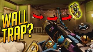 Junkrat Wall Trap? - Overwatch Funny & Epic Moments 301 - Highlights Montage