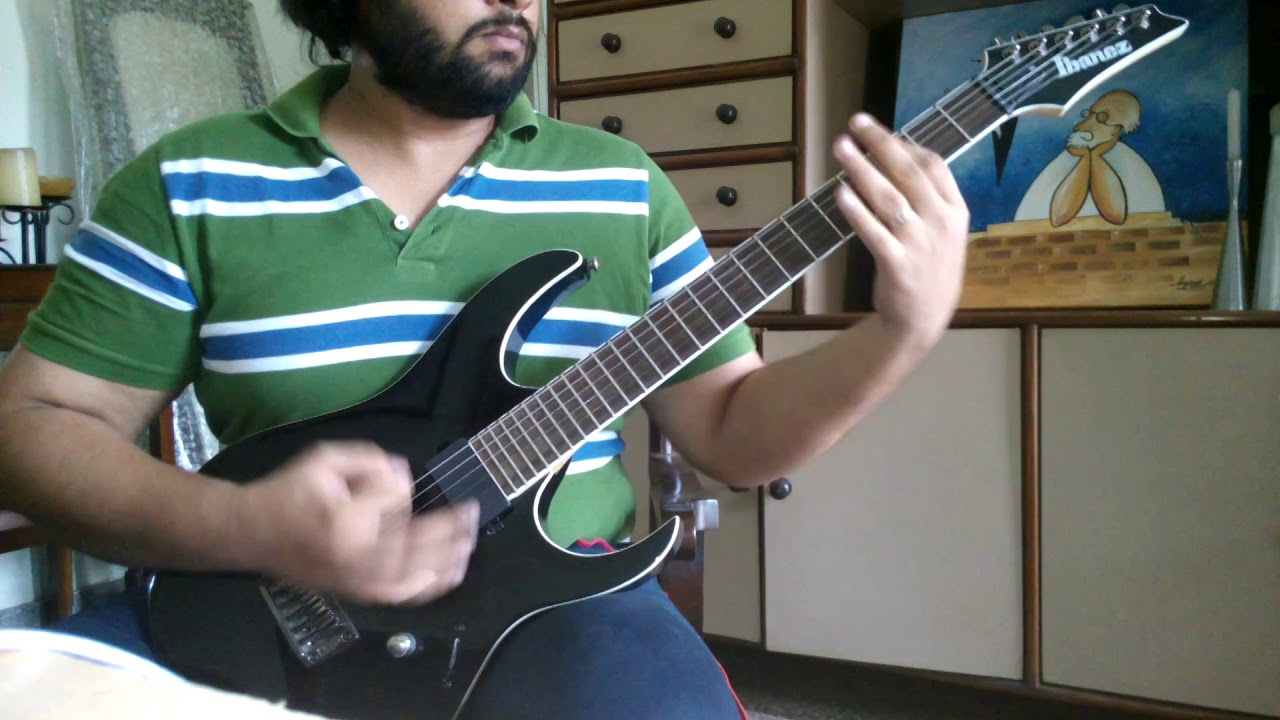 August Burns Red Up Against The Ropes Guitar Cover