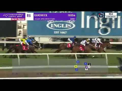 2017 - George Main Stakes - Winx