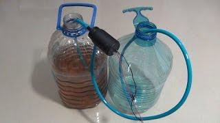 Como fazer uma mini bomba de água caseira