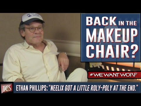 Ethan Phillips: Partying in Vegas & What He'll Never Do Again  WeWantWorf