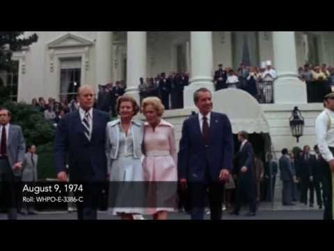 The Last Days: Images from the Nixon White House, August 7-9, 1974
