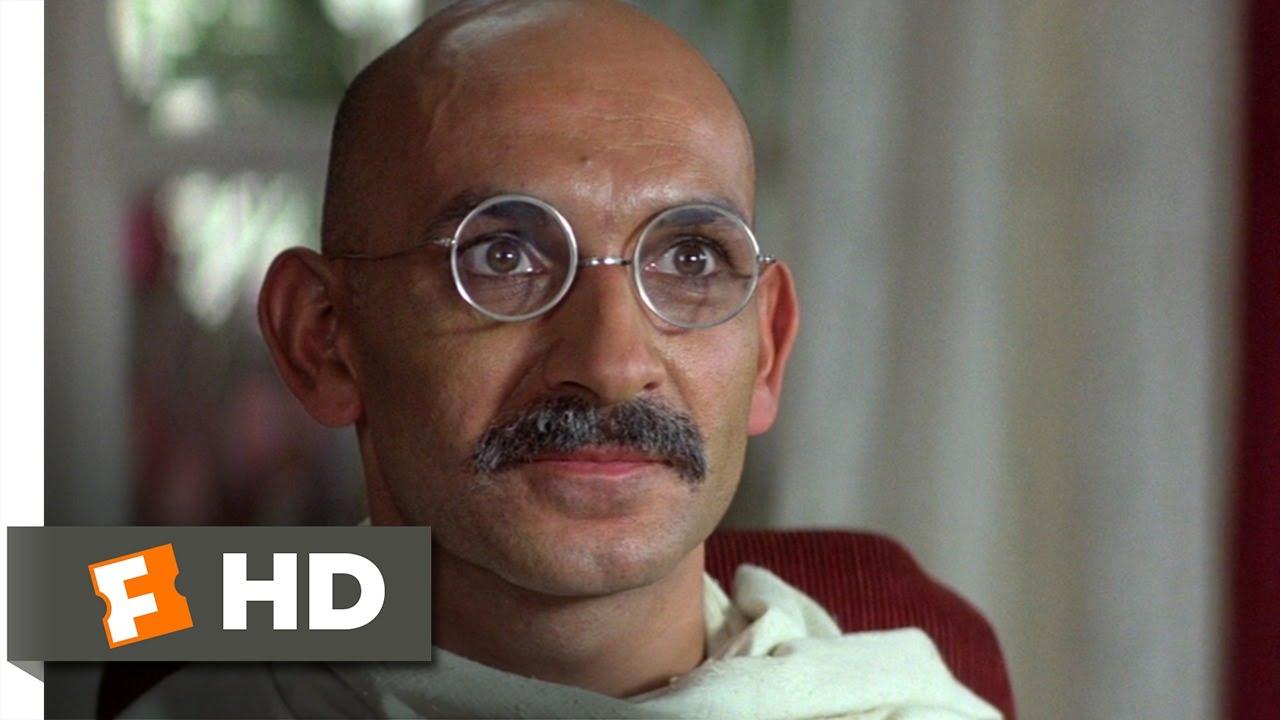 gandhi movie Justwatch.