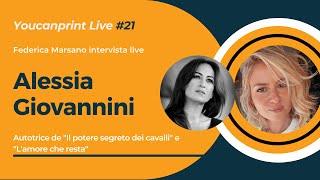 Live con gli autori: Alessia Giovannini
