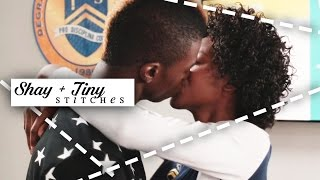 Shay + Tiny | Stitches