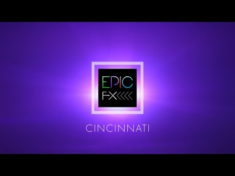 Cincinnati Laser Light Show