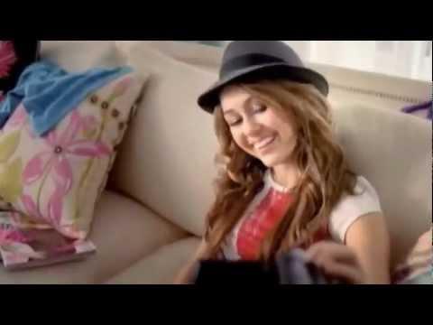 Miley Cyrus & Max Azria - Walmart Clothing Line Commercial HD