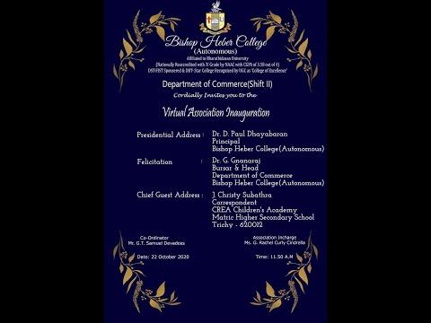 Commerce Department Association Inauguration (Shift-2)