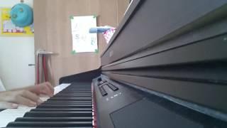 피아노이야기♥과거의 동요곡집 주먹쥐고,통통통통