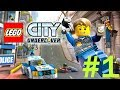 Kids games TV - LEGO® City game - new Mining vehicles! part 1 - Games for children