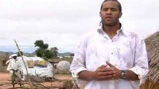 Ira Newble asks presidential candidates about Darfur