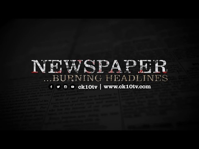 NEWSPAPER BURNING REVIEWS New Montage