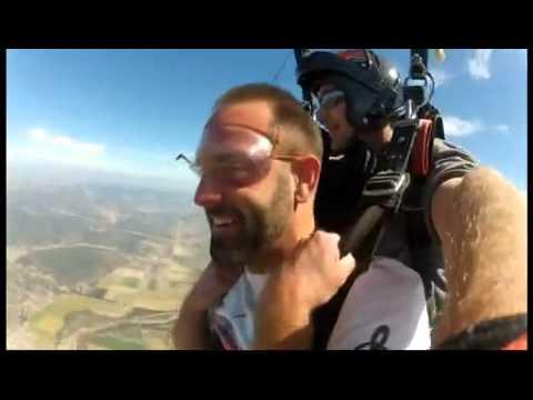 Jason's 1st Skydive Santa Barbara